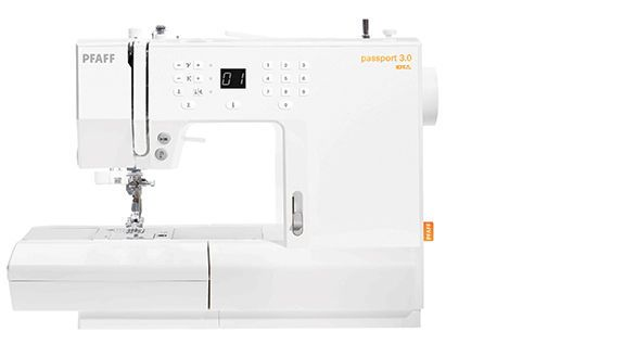 Sewing Machines and Sergers 3118: Pfaff Passport 3.0 (Only One New Passport At This Price). Sewing And Quilting Mach -> BUY IT NOW ONLY: $699 on eBay!