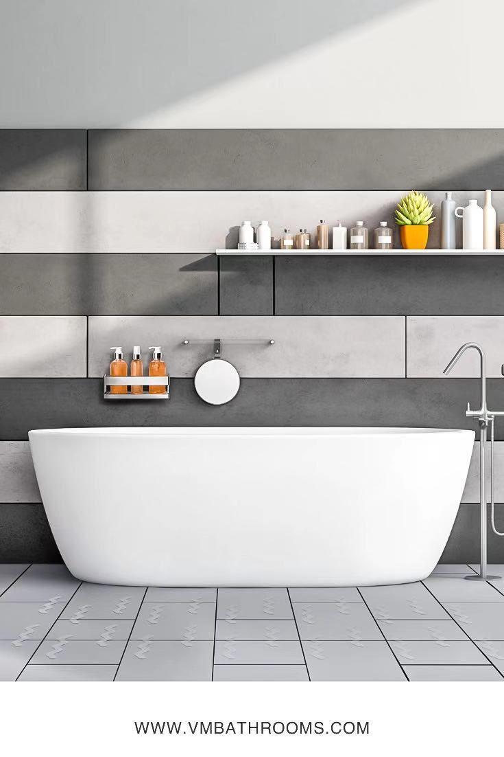 Inspiration Fur Dein Badezimmer Frei Stehende Badewanne Badezimmereinrichtung Inspiration Einrichtung In 2020 Badewanne Badezimmer Einrichtung Schone Badezimmer