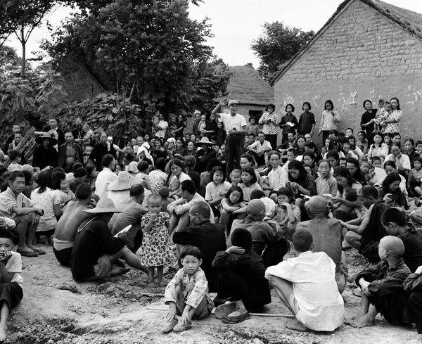Comuna china, 1958
