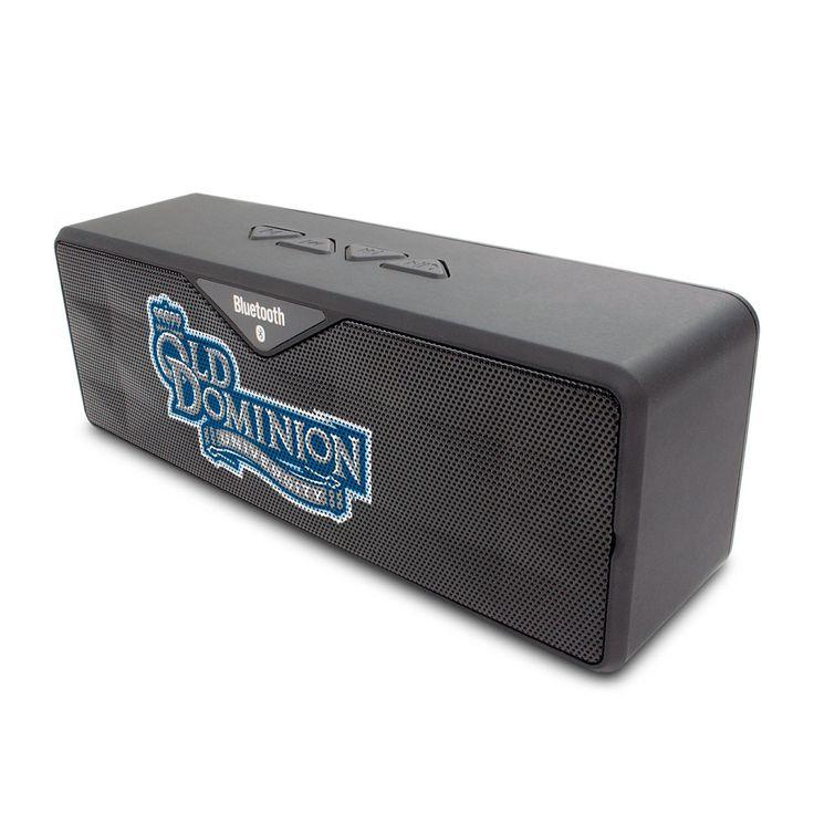 Old Dominion University Black Bluetooth Sound Box, Classic