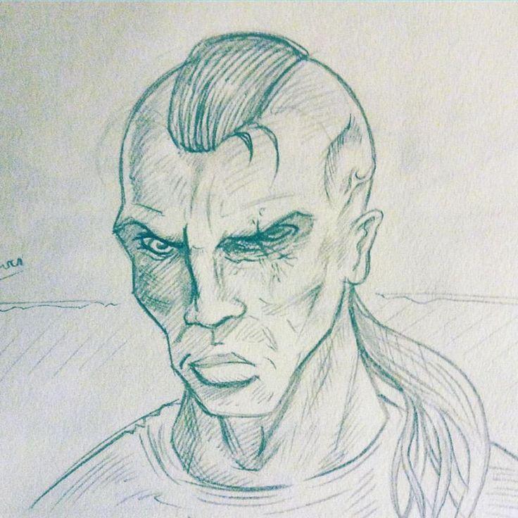 Character Sketch: Fletcher
