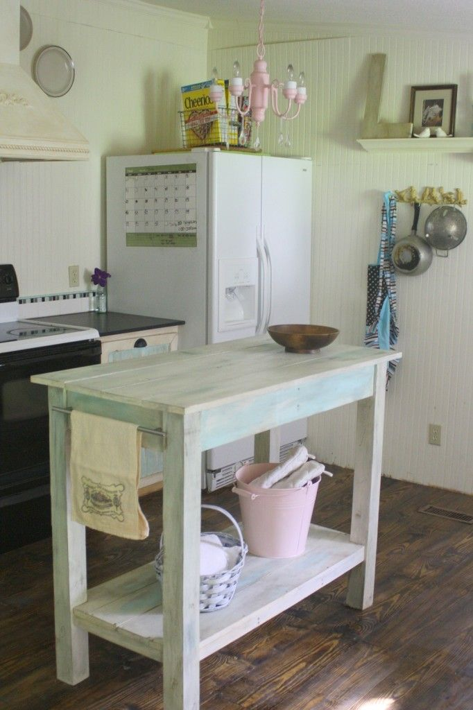 Small Old Kitchen Makeover