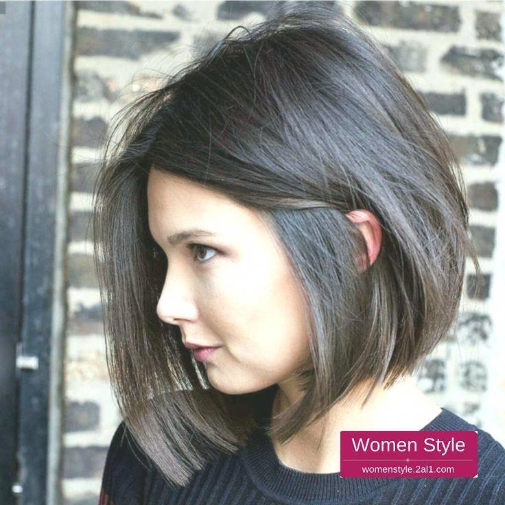 Beste einfache kurze Bob-Frisuren für dickes Haar, alltägliche Bob-Frisuren für Frauen, alltägliche Haarschnitte, Frisuren, kurze Frisuren, dicke Frisuren