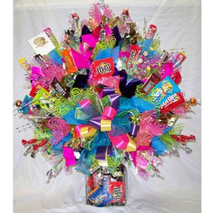 How To Make Candy Lollipops | candy bouquet its a concept we have used various candy to make a candy ...