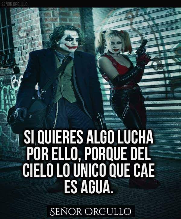 Fraces Del Joker Amor Frases Locas Frases Infieles Y Sr