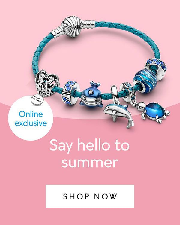 Pandora Summer 2020 Collection Preview - The Art of Pandora   The ...