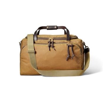 Excursion Bag in Dark Tan