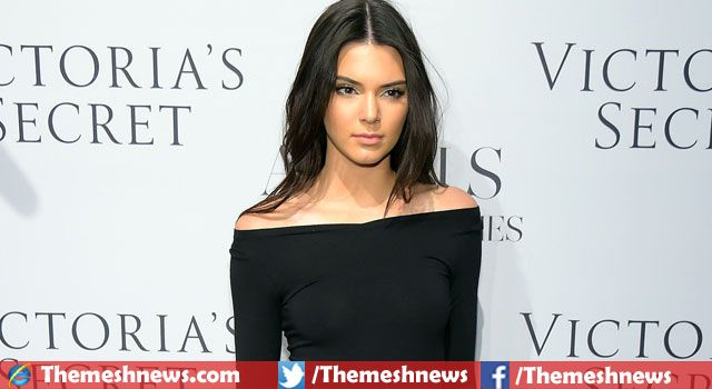 Kendall Jenner Body Measurements: Body Build: Slender Body Shape: Hour glass Height: 5 feet 10 inches Weight: 54 Kilograms Body Measurements: 34-24-34 inches Waist Size: 24 inches Hip Size: 34 inches Hair Color:
