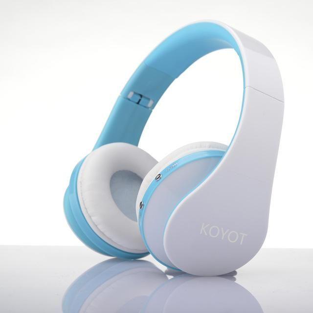Bluetooth Wireless Headphones - Foldable