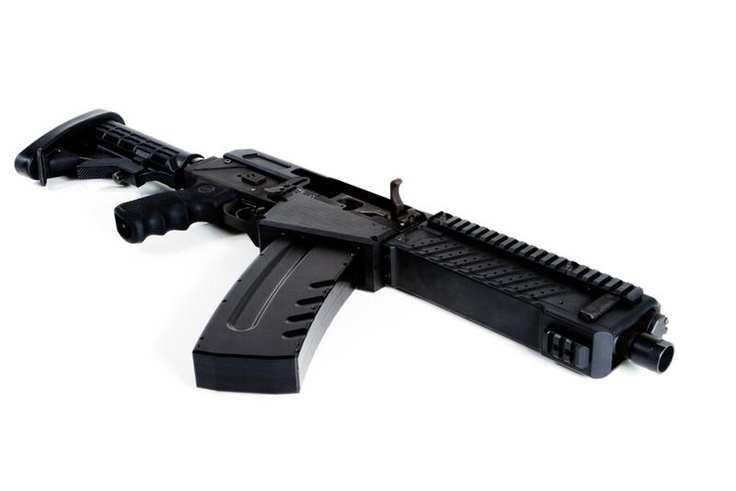 """Origin S.B.S. 12 Gauge Shotgun 10 1/2"""" barrel."""