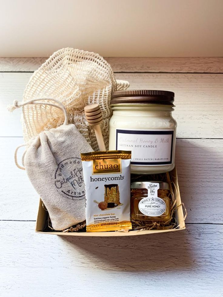 Self care gift hostess thank you gift gift basket for