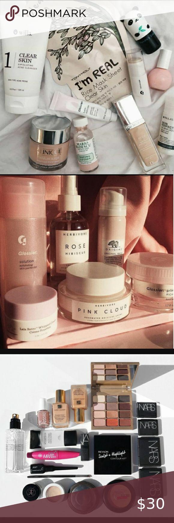 MYSTERY BEAUTY BOX! in 2020 Beauty box, Makeup items, Beauty