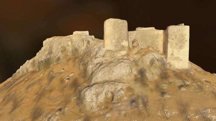 Castillo de Píñar by zenitdrones