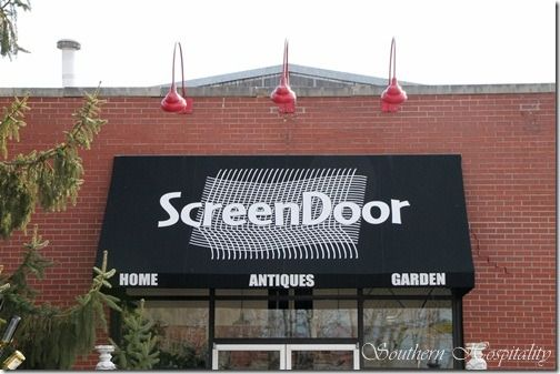 Screen Door Asheville--this place is awesome!!