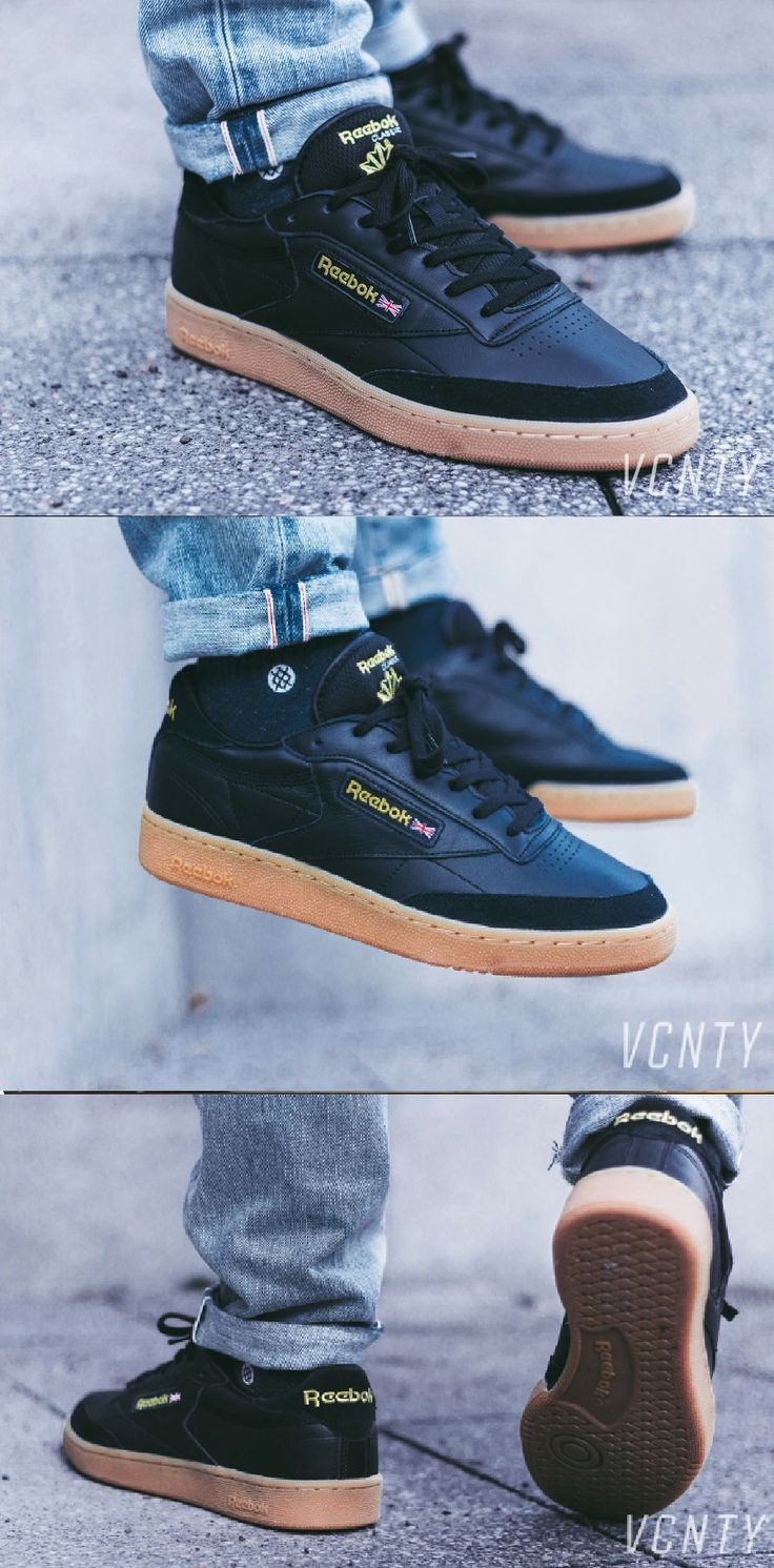 #Reebok Club C 85 TDG #BlackGum-Tap The link Now For More Inofrmation on Unlimited Roadside Assitance for Less Than $1 Per Day! Get Free Service for 1 Year.