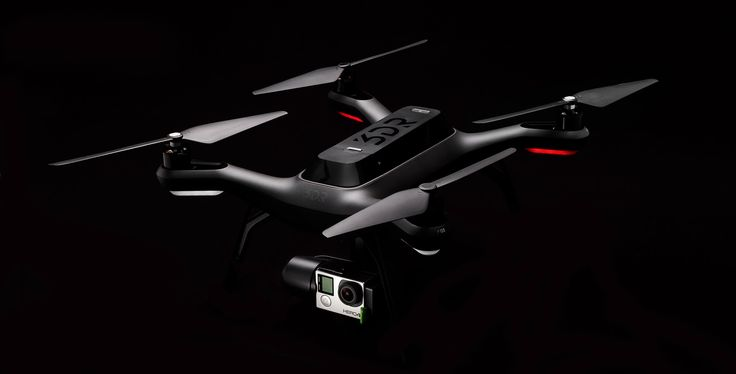 3DR Solo - The Smart Drone- 3D Robotics' New Drone Wants to Bring Moviemaking to the Sky By Andrew Moseman