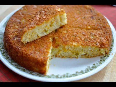 Pastel de Elote receta fácil - YouTube