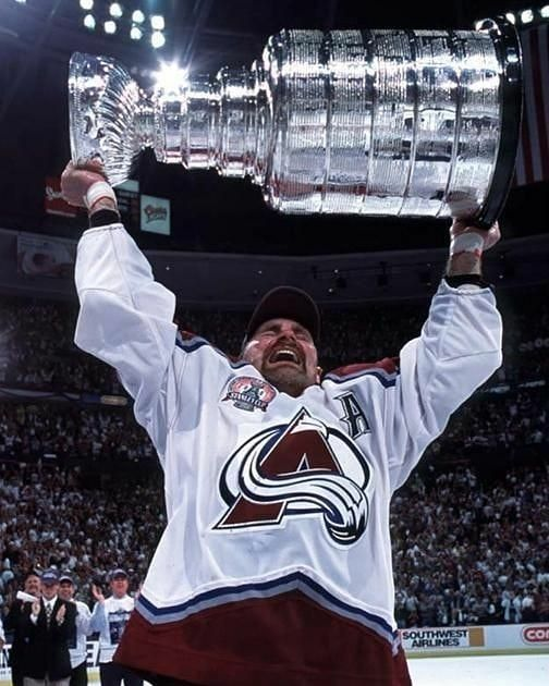 online store 1e5ca 1c79c June 9, 2001--The Colorado Avalanche win the Stanley Cup ...