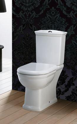 RAK Washington Traditional Style Toilet Suite