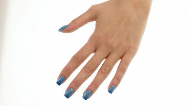 Idee nail art: unghie sfumate