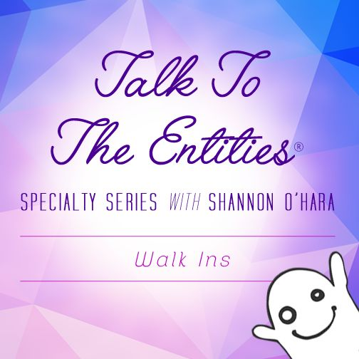 Do you remember much of your childhood, teenage years or your life? Did you know you could have more than one being in your body? #TTTE #ShannonOHara #Entities #HowMany