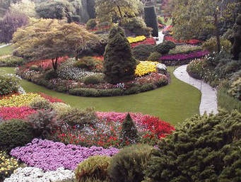 28 best trip to victoria vancouver island bc images on - Best time to visit butchart gardens ...
