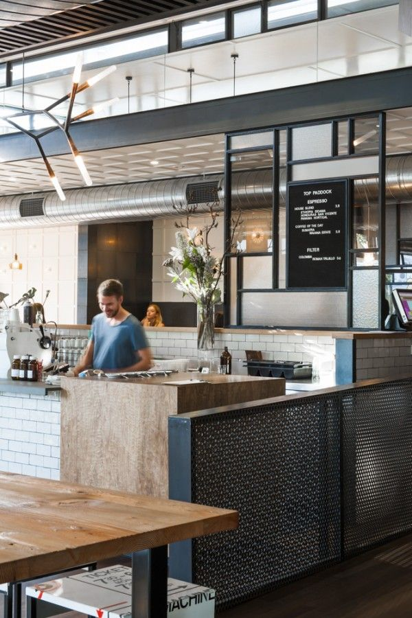 Top Paddock Richmond #cafe #restaurant #interior
