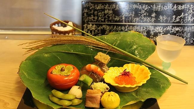 Herald Sun gives my Japanese cuisine and culture tours a shout out! Finding food, culture and balance in Kyoto. Picture: Supplied Jane Lawson