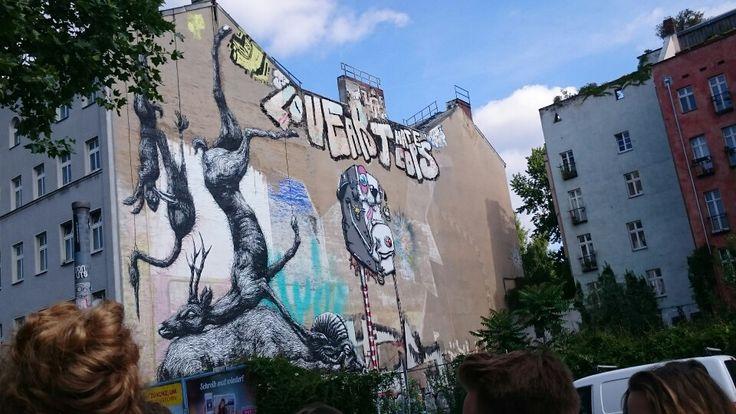 Streetart in Kreuzberg