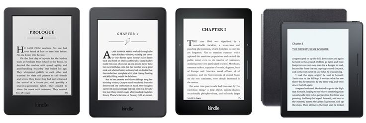 8 best kindle fire for book lovers images on pinterest amazon ereader showdown amazon kindles compared fandeluxe Choice Image