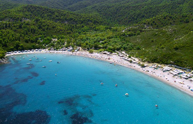 armenistis beach, Sithonia, Halkidiki, #Macedonia Greece