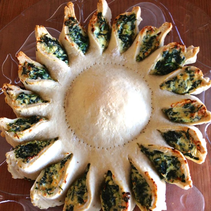 rebekka 39 s craft room recipe sunny spinach and ricotta pie. Black Bedroom Furniture Sets. Home Design Ideas