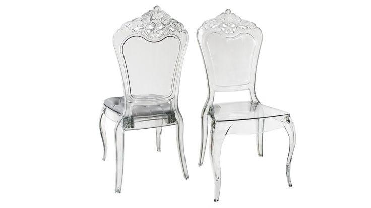 25 best ideas about chaise plexi on pinterest chaise transparente vieille - Chaise pvc transparente ...