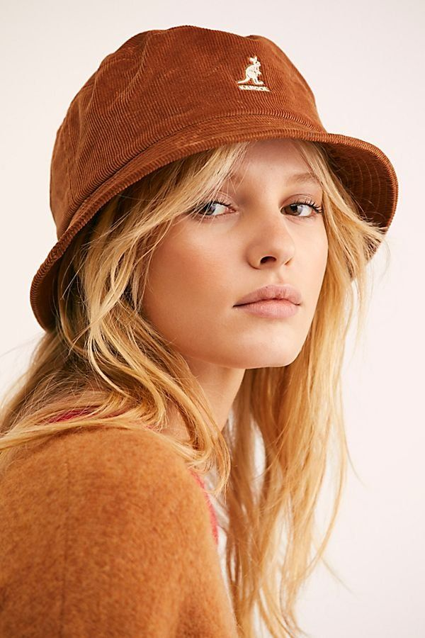 5e10bb8ce Kangol Cord Bucket Hat in 2019 | Accessories | Outfits with hats ...