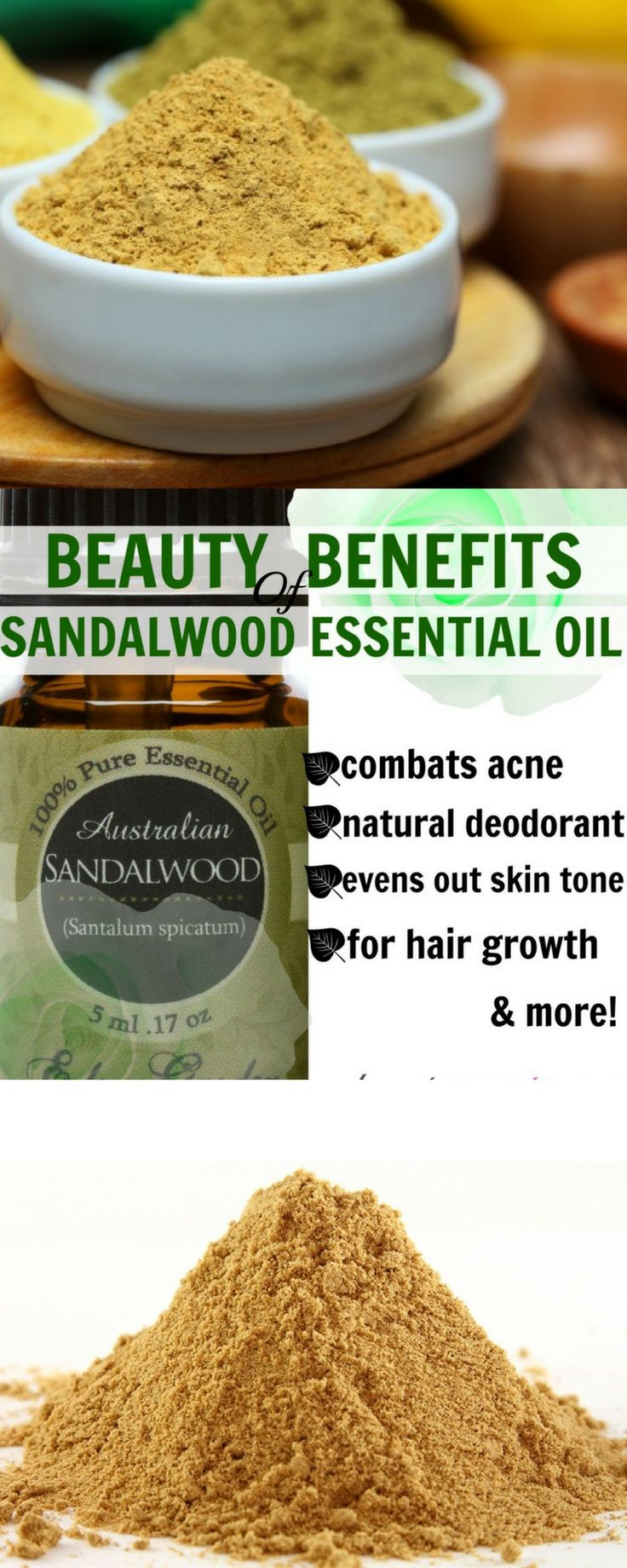 5 SANDALWOOD BENEFITS TO LOOK OUT FOR: FROM TAN REMOVAL TO TREATING ACNE ;