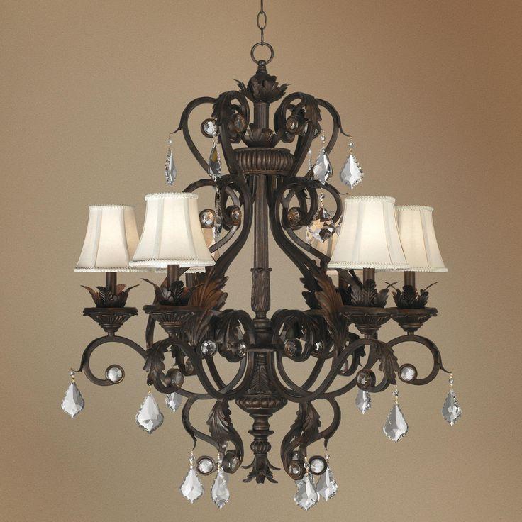 kathy ireland lighting. kathy ireland ramas de luces bronze 30 lighting