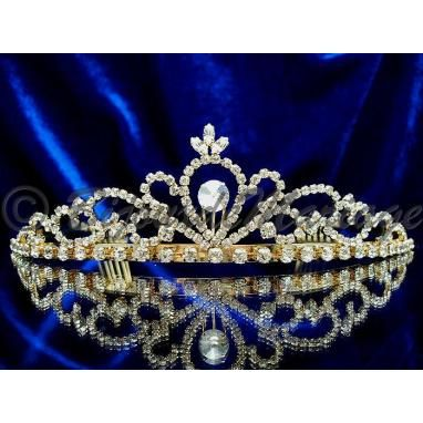 AUBADE, diadème - Bijoux de Mariage