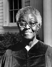 """On May 1, 1950 Gwendolyn Brooks, poet, was awarded a Pulitzer Prize for """"Annie Allen"""" (her 2nd Collection of Poetry). She became the First African American to receive the Pulitzer Prize."""