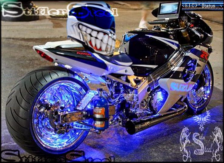 Now that is a really cool bike I would love to have that