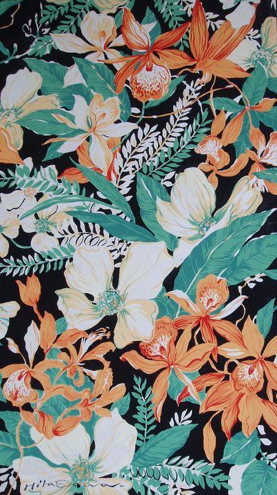 Textile Design 02 on Behance