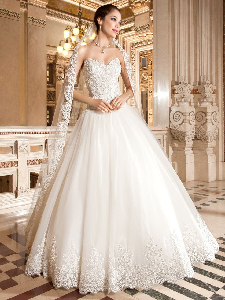 Vestido De Noiva - 4329 - Tutti Sposa