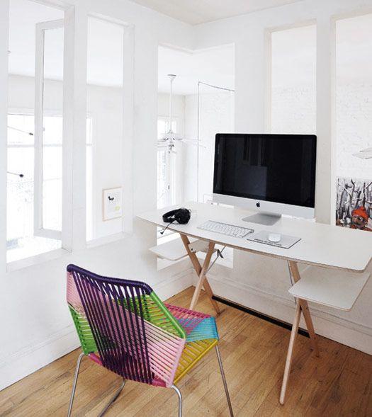 Offices Desks, Desks Chairs, Studios, Grand Design, Interiors Design, Søren Rose, Loftis Workspaces, Home Offices, White Wall
