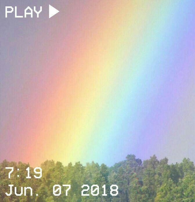 ᴘɪɴᴛᴇʀᴇsᴛ: @ʟᴜɴᴀᴛɪᴄᴇᴇᴇ   Rainbow aesthetic
