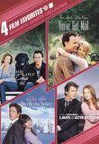 Romantic Comedy Collection: 4 Film Favorites [2 Discs] [DVD]