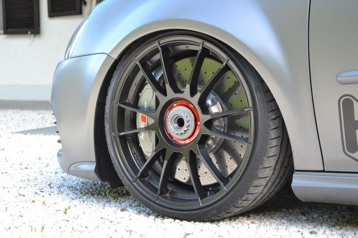 oz racing ultraleggera hlt matt black 19 central lock alloy wheels pinterest wheels. Black Bedroom Furniture Sets. Home Design Ideas
