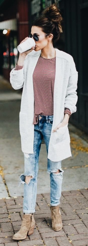 Casual chic, effortless