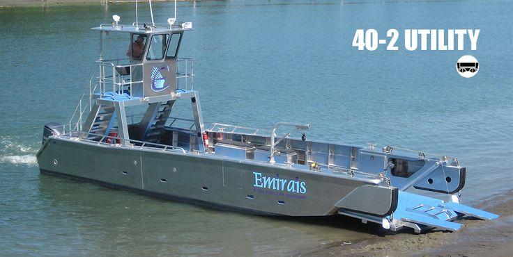 Munson Aluminum Boats - Custom welded aluminum boats ...