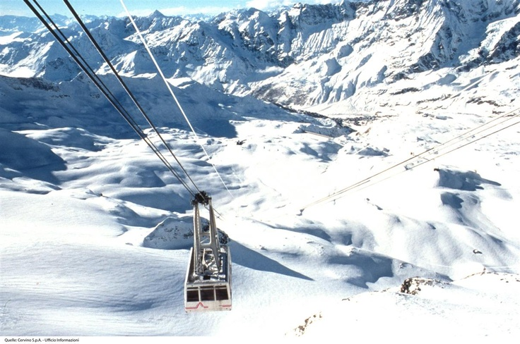 Cervinia, Italy... will be there in DECEMBER!!!!!! :)