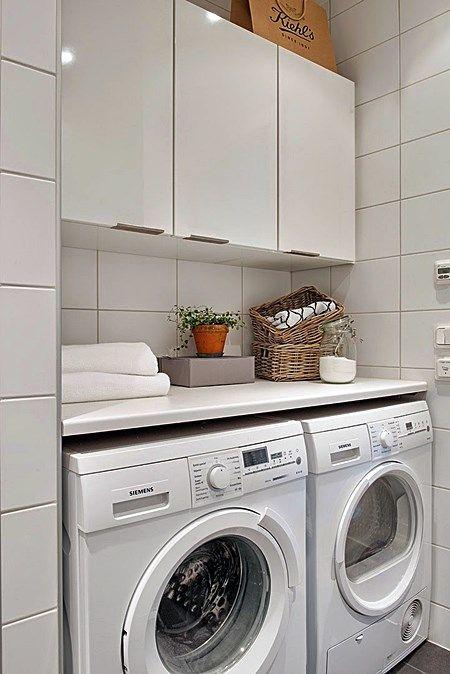 10 áreas de serviço em apartamentos pequenos