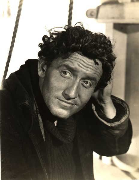 """Manuel Fidello (Spencer Tracy): """"Wake up, Little Fish. Hey, wake up, wake up! Somebody think you dead, they have celebrations."""" -- from Captains Courageous (1937) directed by Victor Fleming"""
